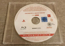 Sony Playstation 3 PS3 Game Uncharted 2 Among Thieves Promo Version