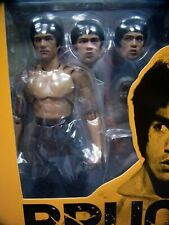 New S.H. Figuarts BRUCE LEE 75th anniversary Action Figure 5.5'' in box