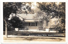 RP Postcard Residence of Robert Taylor in Beverly Hills, California~104870