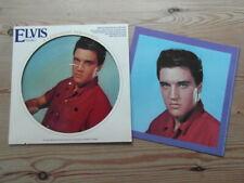 ELVIS PRESLEY-A LEGENDARY PERFORMER-PICTURE DISC VOL 3 LTD EDITION-BOOKLET-1978