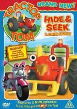 Tractor Tom - Hide And Seek [2003] [DVD], Good DVD, Tractor Tom,