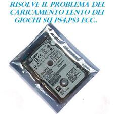 """VELOCIZZA XBOX PS4 PS3 500GB HARD DISK 2,5"""" SLIM SATA 5400RPM 6Gb/s HDD NOTEBOOK"""