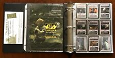 1996 Decipher Star Wars CCG Dagobah Limited Expansion Complete Set NM