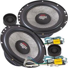 Système Audio X 165 Em Evo 16,5cm 2 Voies Composants Haut-Parleur Kit 165mm