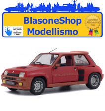 RENAULT 5 TURBO Rosso Stradale 1:18 Solido Diecast 1981