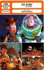 FICHE CINEMA : TOY STORY - John Lasseter 1995