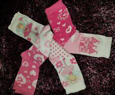 Girls 5pk of fairy socks size 4-7yrs