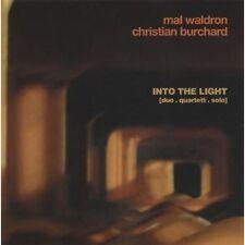 Mal Waldron & Christian Burchard - Into the Light [New CD]