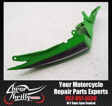 Carenados y carrocería verdes Kawasaki para motos