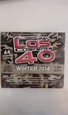 100% Los Cuarenta (40) Winter 2014 (3 CD) Nuovo
