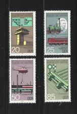 ALEMANIA, (D.D.R.). Año: 1985. Tema: 150º ANIV. DEL FERROCARRIL ALEMAN.