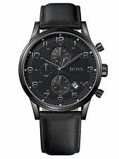 Hugo Boss 1512567 Men's Classic Aeroliner Chronograph Watch