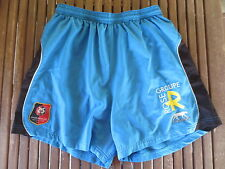 Short bleu football RENNES STADES RENNAIS AIRNESS collection L