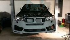 Use For BMW X5 F15 2013 2014 2015 Auto WIDE BODY KIT+Side Skirts