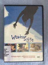 Waking Life 📀 Dvd Like New Free Ship