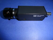 Teli CS5260D CCD Color Camera with 1:14 8mm 025.5 Lens