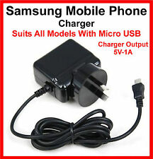 Samsung Galaxy SII I9100 S2 AC Charger Also Suits i9000 i9020 i8000 i8700 S8500