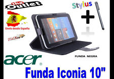 *****  FUNDA PARA TABLET ACER ICONIA A510 A200 A210 A700  UNIVERSAL STAND LIBRO