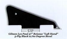 Les Paul 57' RI LEFT BWBWB Pickguard W/Humbucking Pickups Gibson Project 60 Deg