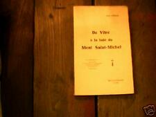 De Vitré à la baie du Mont Saint Michel