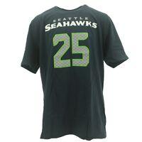 NFL Youth Size Richard Sherman Seattle Seahawks Official NFL Fan Apparel T-Shirt