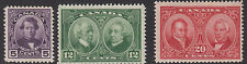 CANADA : 1927 Confederation Historical Issue     SG271-3 mint
