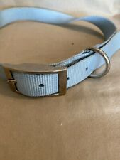 "Sunland Dog Collar 26"" Light Blue"