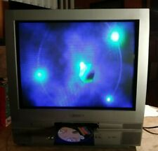 "Funai SV2000 20"" CRT TV/DVD/ GAMING Combo Television with Remote"