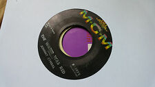 Johnny Cymbal 45 The Water was Red/Bunny MGM 12978 Teen Rocker Death Song