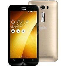 "Asus ZE550KL Zenfone 2 Laser Smartphone, Display 5.5"", 16 GB,Dual-SIM,Oro ITALIA"