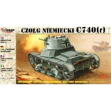 Mirage 72619 C740 (R) German Tank 1/72 plastic scale model kit