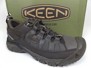 Keen Targhee EXP WP Bungee Cord/Brindle Boot Hiker Men's Size 8.5 M, Black Olive