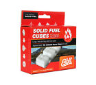 Solid Fuel Cubes 12 pack Esbit 14g Hexamine Tablets for Stove or Fire Starter