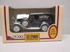 Ertl Agway 1932 Ford Panel Delivery Van Diecast Bank