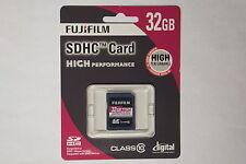 Fuji SDHC 32GB Karte Class 10  Neuware 32 GB SDHC