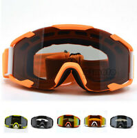Motorcycle Eyewear Outdoor Motocross Racing Goggles ATV MX Dirt Bike Off Road