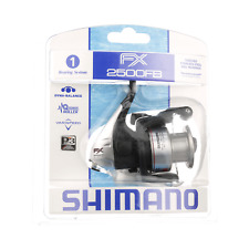 Shimano FX 2500 FB Spinning Reel FX2500FB - Clam Pack