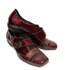sz 6 / 37  ladies quality FRENCH Tour Ville UTV Leather Flats comfy  shoes NIB!