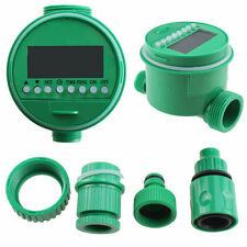 Electronic LCD WATER TIMER GARDEN PLANT AUTOMATIC WATERING IRRIGATION SYSTEM