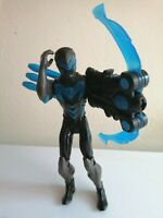 "Max Steel TUR-BOW STRIKE MAX STEEL 6"" Mattel Figure With Projectiles (2013)"