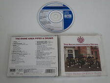 THE RHINE AREA PIPES & DRUMS/THE GARB OF AULD GAUL(KOCH 322 162 G1) CD ALBUM