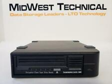 Tandberg 3537-LTO LTO6 FC HH External Tape Drive AQ295A#350 3536-LTO <72 Hours