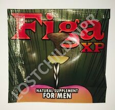 FIGA XP / 10 Pills / Male Sex Enhancement / XTRA POWER / Free Shipping US