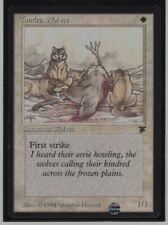 Mtg Tundra Wolves Legends Nearmint+ Vintage Legacy Magic the Gathering