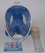 Scuba / Snorkel Mask for Action Cameras  Size L/XL