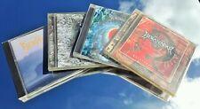 BORKNAGAR: SELF-TITLED, OLDEN DOMAIN, ARCHAIC, QUINTESSENCE (4 CD LOT) 1ST PRESS