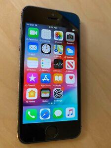 Apple iPhone 5s 32 GB Space Gray Verizon