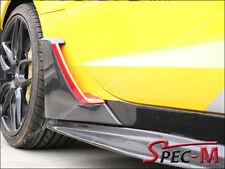 2014+ C7 Corvette Stingray Carbon Fiber Z06 Brake Scoop Functional for non Z51