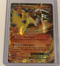 Pokemon Blaziken Ex Promo XY54 Half Art Holo Nr Mint