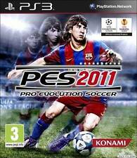 PES 2011 11 CALCIO PRO EVOLUTION SOCCER 11 PLAYSTATION 3 PS3